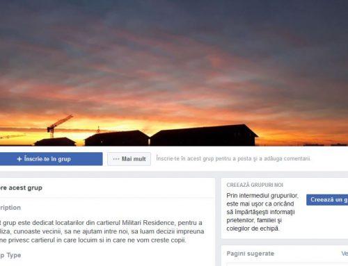 Avantajele si dezavantajele grupurilor de pe Facebook cu ansambluri rezidentiale