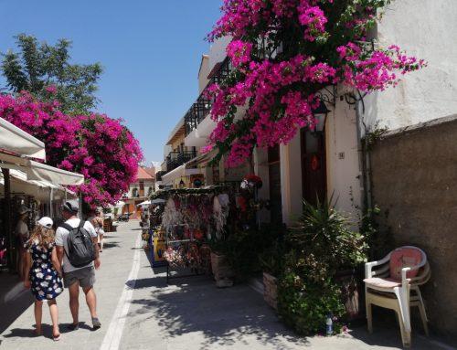 O vilă închiriată în insula Creta aduce de trei ori mai mulți bani decât în Constanța