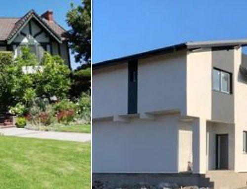 Distanțarea la vilă în București: cât de departe stai de vecini?
